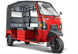 Mahindra e-ALFA Vehicle