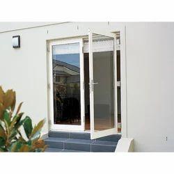 Aluminium Double Casement Door