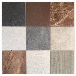 Gloss Floor Tile, Thickness: 5-10 mm