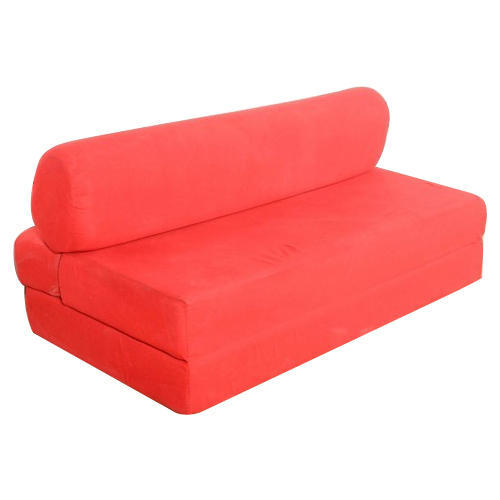 Astonishing Red Cullen Two Seater Sofa Cum Bed Rajasthan Furnishing Caraccident5 Cool Chair Designs And Ideas Caraccident5Info
