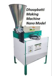 Dry Dhoopbatti Making Machine Nano Model