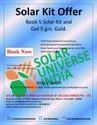 Solar Plant Complete Kit