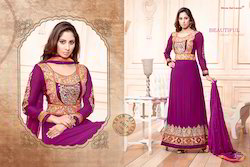 Party Wear Georgette Salwar Kameez