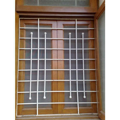 Wrought Iron Window Grill, Gate, Grilles, Fences