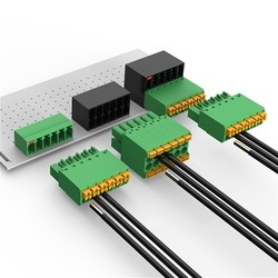 KJD PVC Electrical Connectors, for Telecom/Data/NetWork
