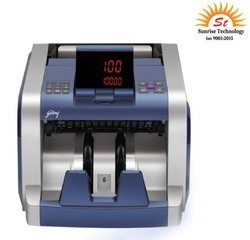 LED Godrej Cruzder Lite Currency Counting Machine, for Banks