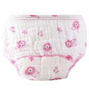 Cotton 3-12 Months Washable Baby Diapers, Packaging Type: Packet