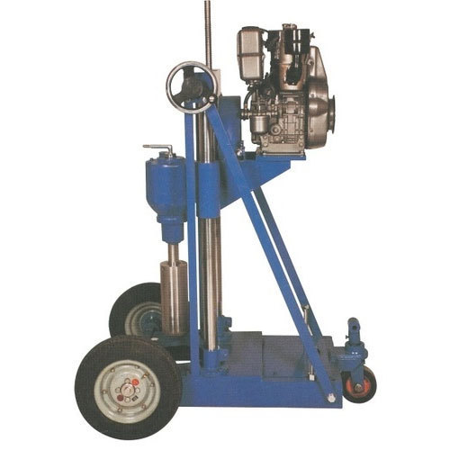 Rock Testing Equipment Core Drilling Machine Petrol