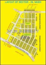 3 BHK for Sale at Vashi Sector 28 Navi Mumbai