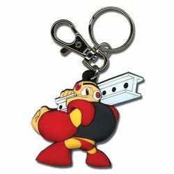 Customized PVC Key Chain