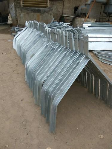 Fencing Angle Post Y Angle Fencing Manufacturer From Delhi