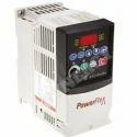 Allen Bradley Power Flex 4 AC Drive ( 22A-A2P1N103 ) 240VAC, 1PH, 2.1 Amps, 0.4 kW, 0.5 HP