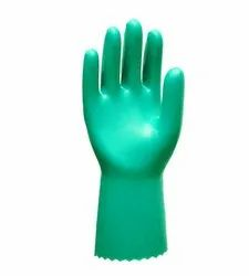 Nitrile Dipped Glove With Cotton Lining Inside