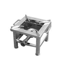 Square Gas Stove Burner 15x15 Inch