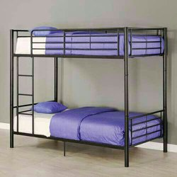 Kids Double Bunk Bed