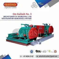 Sugarcane Crusher No.3 Deluxe Smart Double Mill