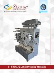 4   2 Rotary Label Printing Machine