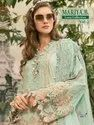 Shree Fabs Maria B Lawn Vol 2 Embroidery Pakistani Suits Catalog