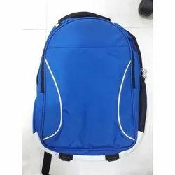 Plain PVC College Bag