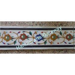 Handmade Stone Inlay Border Tiles