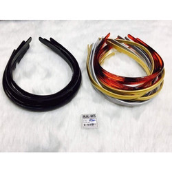 Plain Regular Hairbands