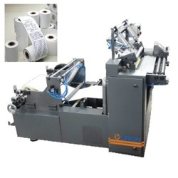 Automatic Cash Register Roll Making Machine