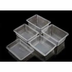 Disposable Rectangle Food Container