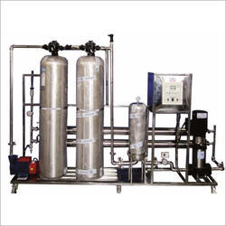 RO 1000 LPH SS Plant, Ultraviolet With Ulterfiltration