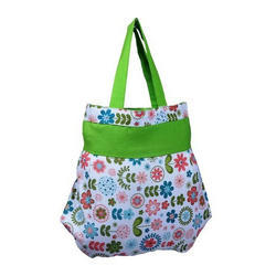 Fancy Bag with Zip