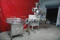 Pulses Jar Bottles Filling Machine