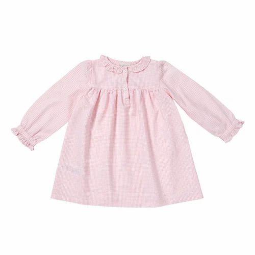 54c02948c9 Girls Cotton Children Nighties Frill