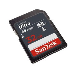 SanDisk Ultra 32 GB Class 10 Memory Card