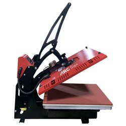 Auto Open Magnetic Drawer Flat Heat Press Machine 15x15 inches