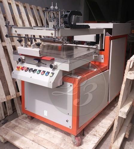 Screen printing machines - Semi Automatic Screen Printing