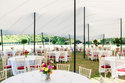 Trendy Wedding Tent