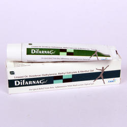 Diclofenac Linseed Oil Gel