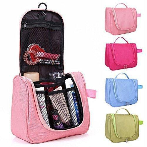 9f8810c930 Toiletry Bag For Men   Women Hanging Toiletries Kit For Makeup ...
