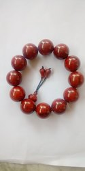 Sandalwood Buddhist prayer beads