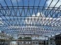 Welded Space Frame Steel Structures