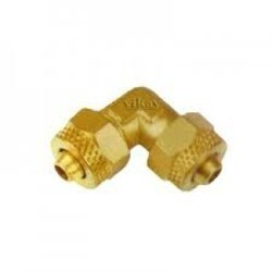 Brass Pneumatic PU fittings