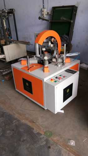 Automatic Standard M.S.Wire Wrapping Machine