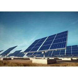 Offline Company Hybrid Solar Power Plant Turnkey Project