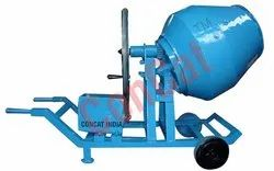 Electric Motor Concrete Handfed Mixer
