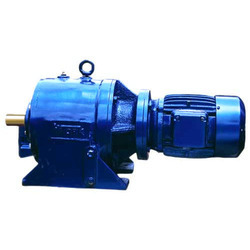 Three Phase FHP Vertical Gear Motor