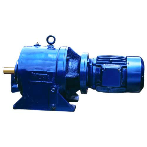 Three Phase FHP Vertical Gear Motor
