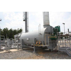 Oil Gas Fired Thermic Fluid Heater