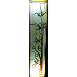 Multicolored Window Stain Glass