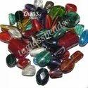 Basic Plain Mix Glass Beads