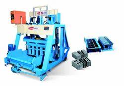 Semi Automatic Bricks Making Machine