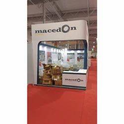 Exhibition Stalls, Size: 10x15 Feet